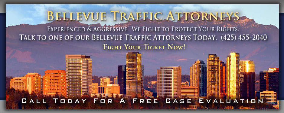 Experienced and Aggressive Bellevue Traffic Attorneys