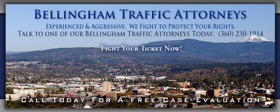 Experienced and Aggressive Bellingham Traffic Attorneys